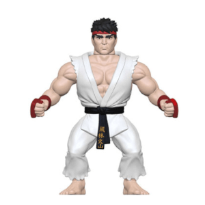 Street Fighter Ryu Savage World Vinyl Figure