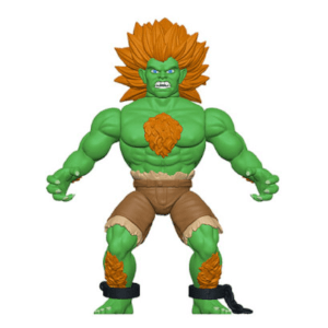 Figurine Savage World! Street Fighter Blanka