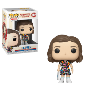 Stranger Things Eleven in Mall Outfit Funko Pop! Figuur