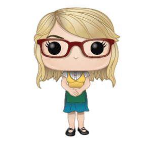 Figura Funko Pop! - Dra. Bernadette Rostenkowski - The Big Bang Theory (NYTF)