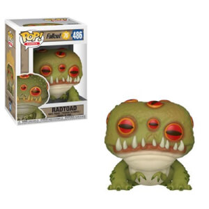 Fallout 76 - Radtoad Games Pop! Vinyl Figure
