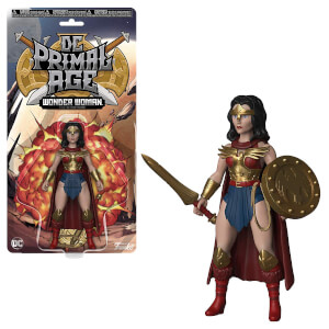 Wonder Woman Primal Age Dc! Vinyl Figure