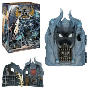 Batcave Play Set Primal Age Dc! Vinyl Figure