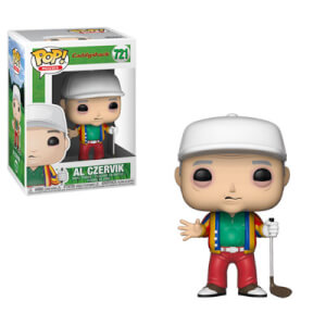 Caddyshack Al Pop! Vinyl Figure
