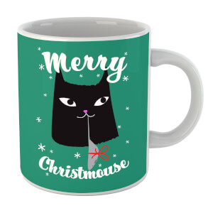 Merry Christmouse Mug