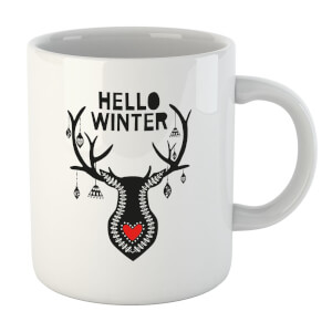 Hello Winter Mug