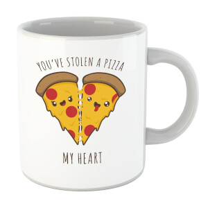 A Pizza My Heart Mug