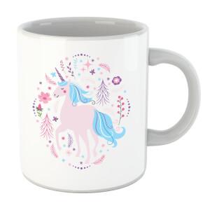 Pink Unicorn Mug