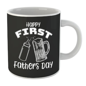 Happy First Fathers Day Mug