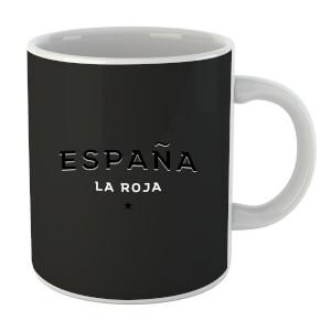 Espana La Roja Mug