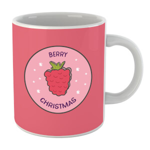 Berry Christmas Mug