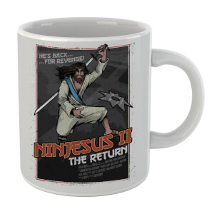 Ninjesus 2: The Return Mug
