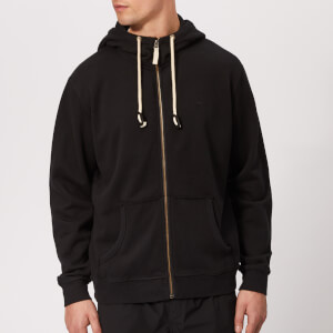 The Upside Men's Staple Hoodie - Washed Black
