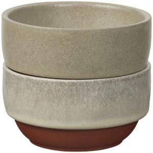 Jamie Oliver Mini Bowls - Pistachio/Latte