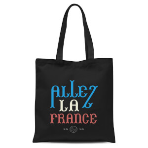 Allez La France Tote Bag - Black