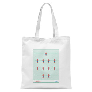 Fooseball Espana Tote Bag - White