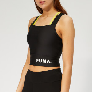 a4bdd82c8cdf55 Puma Women s Chase Crop Top - Puma Black