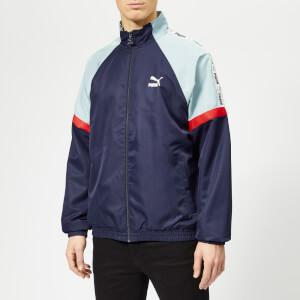 Puma Men's XTG Woven Jacket - Peacoat