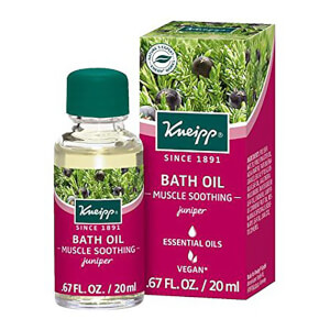 Kneipp Herbal Bath Juniper 20ml (Free Gift)