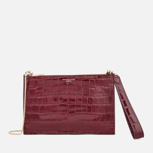 Aspinal of London Women's Soho Bag - Bordeaux