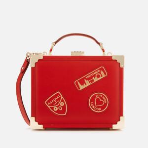 Aspinal of London Women's Trunk Clutch Bag - Scarlett