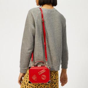 Aspinal of London Women's Trunk Clutch Bag - Scarlett: Image 3