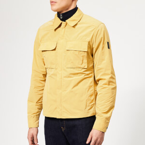 Belstaff Men's Ollerton Over Shirt - Cadmium Yellow