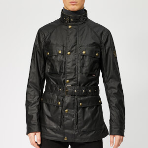 Belstaff Men's Trialmaster Jacket - Black