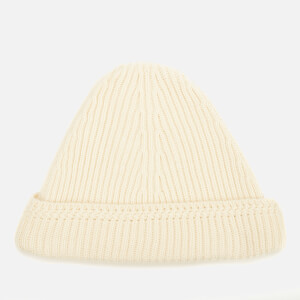Maison Margiela Men's Wool Hat - Off White