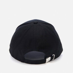 Karl Lagerfeld Women's Karl's Essential Logo Cap - Black: Image 3
