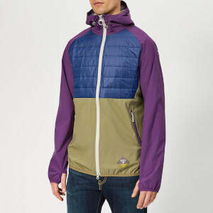 Barbour Beacon Men's Gable Casual Jacket - Plum