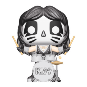 Pop! Rocks KISS Catman Funko Pop! Figuur