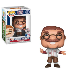 Teddy Roosevelt MLB Pop! Vinyl Figure