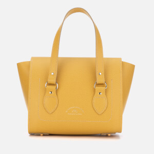 The Cambridge Satchel Company Women's Small Emily Tote Bag - Indian Yellow: Image 2