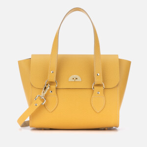 The Cambridge Satchel Company Women's Small Emily Tote Bag - Indian Yellow