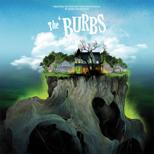 Waxwork The 'Burbs 2xLP