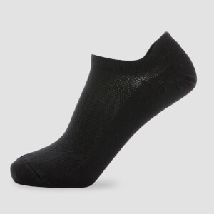 MP Essentials Men's Ankle Socks - Black (3 Pack)