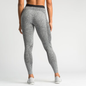 M - IdealFit Seamless Leggings - Grey