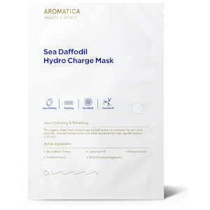 AROMATICA Sea Daffodil Hydro Charge Mask (1EA)