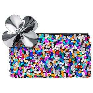 MAC Sequin Make Up Bag (Free Gift)