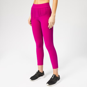 NO KA'OI Women's Mokaki Aina 7/8 Leggings - Malva