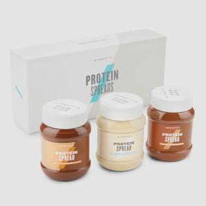 Myprotein Protein Spread Trio Box