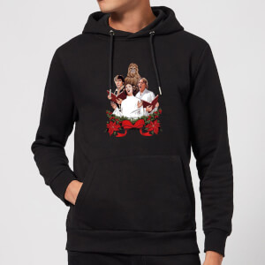 Star Wars Jedi Carols Christmas Hoodie - Black