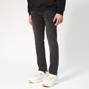 Acne Studios Men's Max Straight Leg Jeans - Used Black