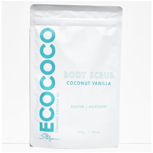 ECOCOCO Vanilla Body Scrub 220g