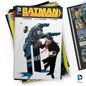 Pack 10 Novelas Gráficas DC Comics Misteriosas