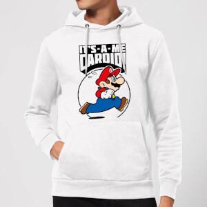 Nintendo Super Mario Cardio Hoodie - White
