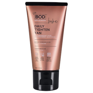 BOD Bake Daily Tighten Tan - Light-Med Petite