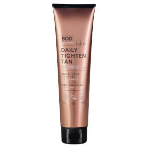BOD Bake Daily Tighten Tan - Med-Dark