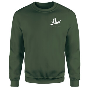 How Ridiculous XLIV Script Pocket Sweatshirt - Forest Green